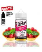 Berry Fruit Tart 50ml, Late Night Diner By Halo