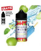 Iced Green Apple 50ml, Paradise-Icle By Halo
