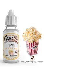 Popcorn v2 13ml Capella Flavors