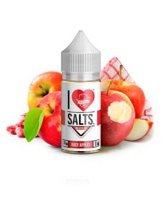 I Love Salts, Juicy Apples 10ml, 20mg