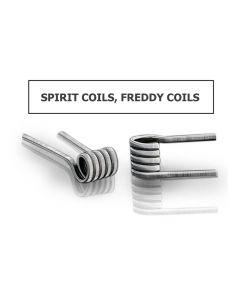 Spirit Coils, Freddy Coils
