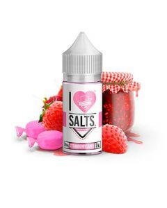 I Love Salts, Strawberry Candy 10ml, 20mg