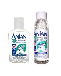 ANIAN Gel Hidro-Alcohólico Manos 100ml