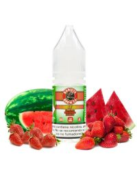 Barista Salt Strawberry Watermelon Refresher 10ml