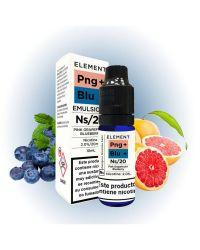 Pink Grapefruit + Blueberry (Element Salt) 10ml