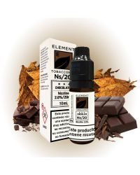 Chocolate Tobacco (Element Salt) 10ml