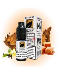 Honey Roasted Tobacco Element Salt 10ml