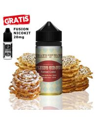 Flying Circus Funnel Cake 50ml