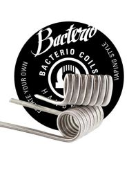 Fused Low Cost Ni80 0.21 Ohm Bacterio Coils