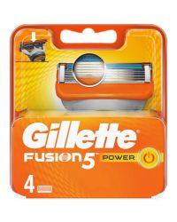 Gillette Fusion 5 POWER Recambios 4 uds