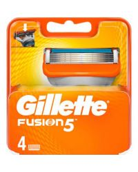 Gillette Fusion 5 Recambios 4 u
