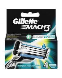 Gillette Mach3 Recambios 4u