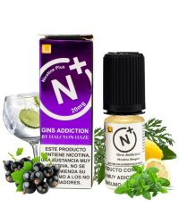 Gins Addiction Salt de T-Juice 10ml