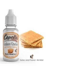 Graham Cracker V2 Capella Flavors