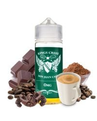 Don Juan Café Kings Crest 100ml