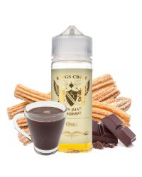 Don Juan Churro Kings Crest 100ml