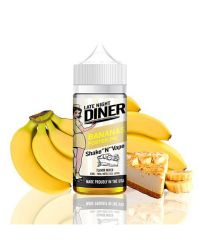 Bananas Foster Pie 50ml Late Night Diner