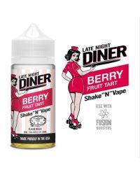 Berry Fruit Tart 50ml Late Night Diner