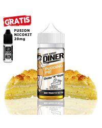 Pudding Pie 50ml Late Night Diner promo