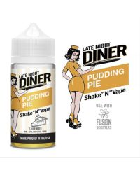 Pudding Pie 50ml Late Night Diner