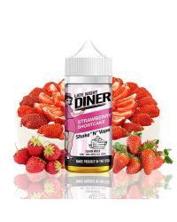 Late night diner strawberry shortcake 50ml