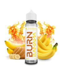 Liquideo Burn Banana 50ml