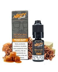 Bronze Blend 10ml, Nasty Juice Salt
