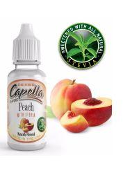 Peach with Stevia 13ml Capella Flavors