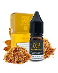 Pod Salt Havana Gold 10ml 20mg