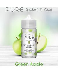 P.U.R.E Green Apple 50ml