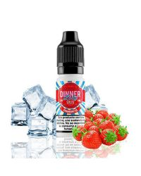 Strawberry Ice Nic Salt Dinner Lady 10ml_20mg