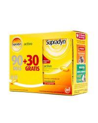 Supradyn Activo 90+30 Comprimidos