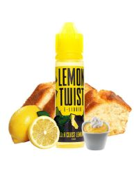 Twist E-liquids Golden Coast Lemon Bar 50ml