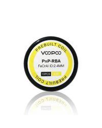 Voopoo PnP RBA Prebuilt Coil 10 Uds