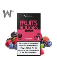 Wpod Frutos Rojos - 4 x 1ml