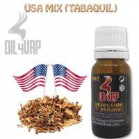 Aroma Oil4Vap Tabaco Rubio Usa Mix 10ml