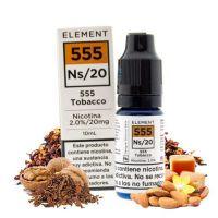 555 Tobacco (Element Salt) 10ml