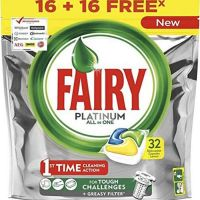 Fairy Platinum Lavavajillas 32u