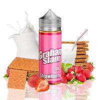 Graham Slam Strawberry 100ml