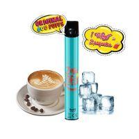 Wpuff Granizado de Café Desechable 600 puffs