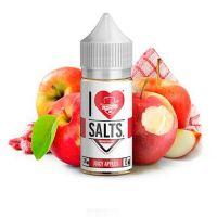 I Love Salts, Juicy Apples 10ml, 20mg