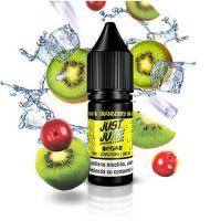 Just Juice 50/50 Kiwi & Cranberry On Ice 10ml