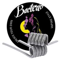 Mad f*cking 0.13 Ohm Bacterio Coils