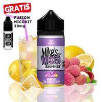 Mike's Wicked Lychee Lemonade 50ml regalo
