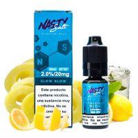 Slow Blow 10ml, Nasty Juice Salt