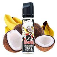 Poker Fruits Batido de Coco y Plátano 50ml