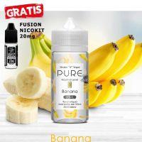 P.U.R.E Banana 50ml booster