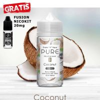 P.U.R.E Coconut 50ml shortfill