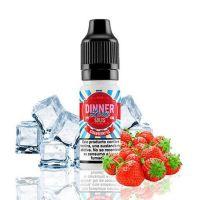 Strawberry Ice Nic Salt Dinner Lady 10ml_20mg