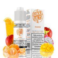 Sukka Salts Mango 10ml